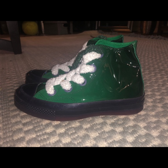 eb05db241 Converse Shoes | Allstar 70s Hi Toy Jw Anderson Green New | Poshmark